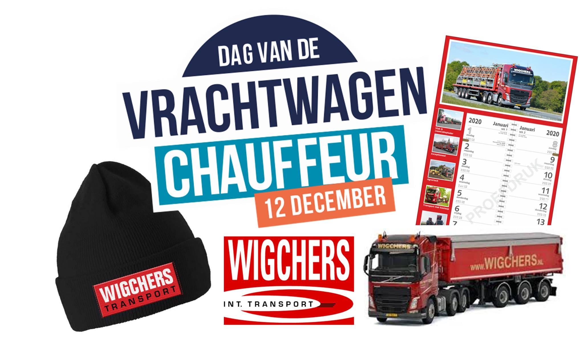 Dag van de vrachtwagenchauffeur 2019