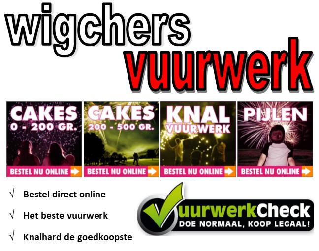 Wigchers Vuurwerk Drenthe