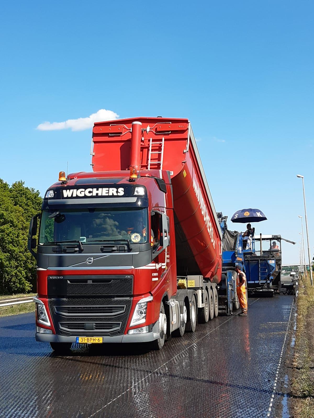Wigchers Volvo FH12 2020 500pk