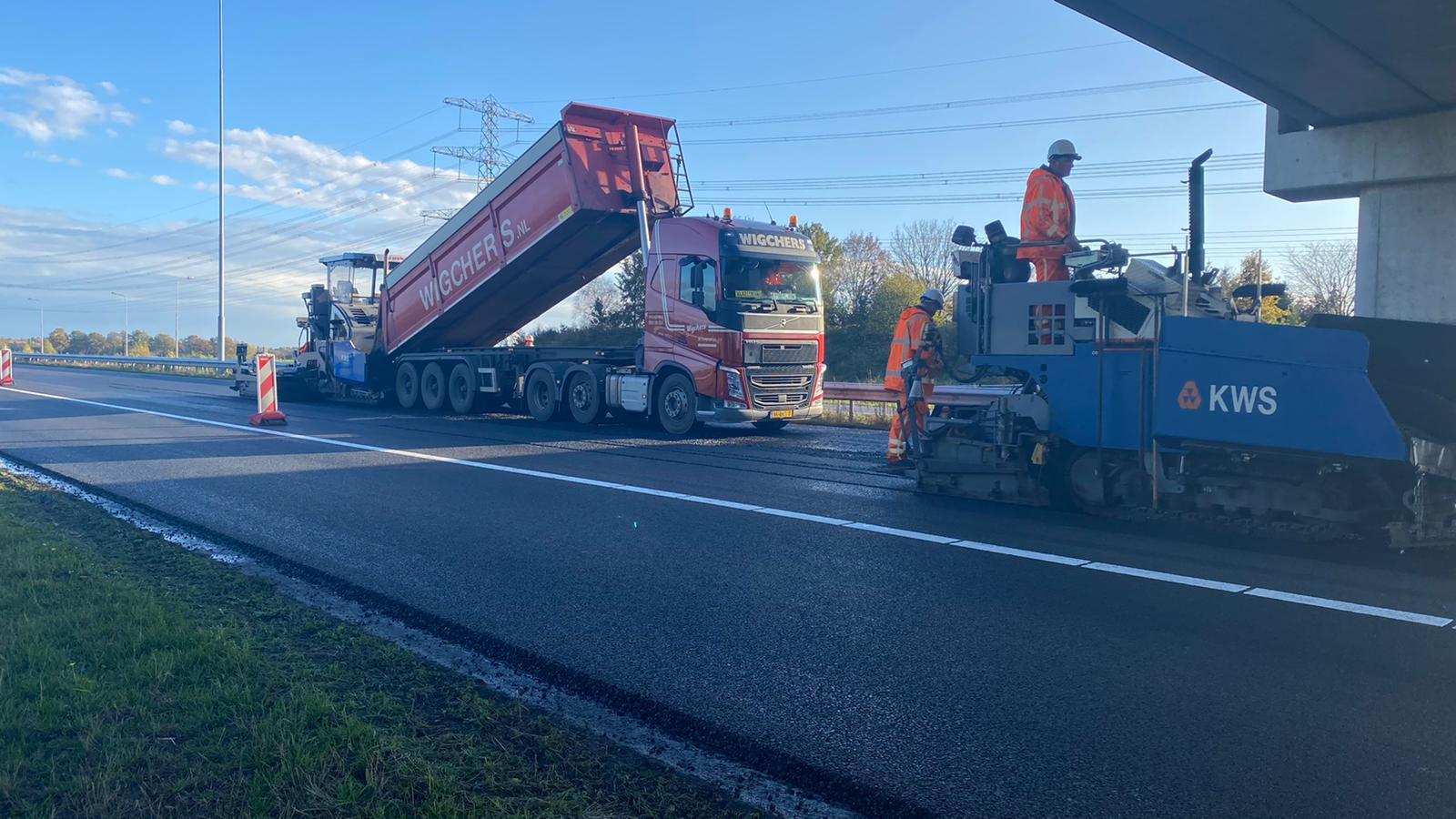 Transport asfalt A37